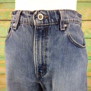 Silver Tab Women's Loose Fit Levi Jeans Sz M